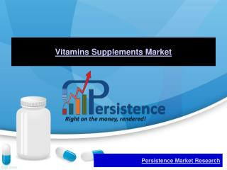 Vitamins Supplements Market - Global Industry