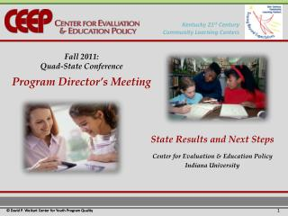 Fall  2011: Quad-State Conference Program Director's Meeting