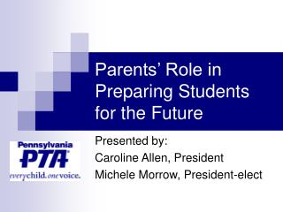Parents' Role in Preparing Students for the Future