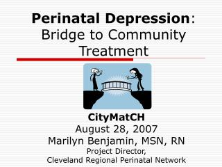 Perinatal Depression : Bridge to Community Treatment
