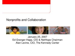 Nonprofits and Collaboration