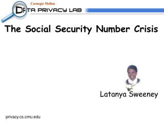 The Social Security Number Crisis