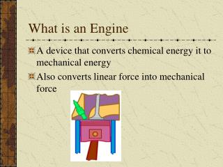 What is an Engine