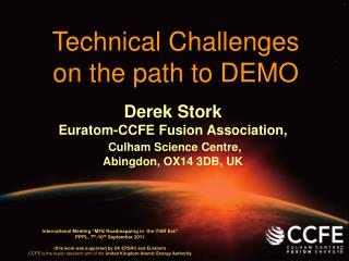 Technical Challenges  on the path to DEMO
