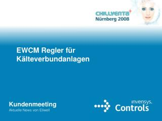 EWCM Regler für Kälteverbundanlagen