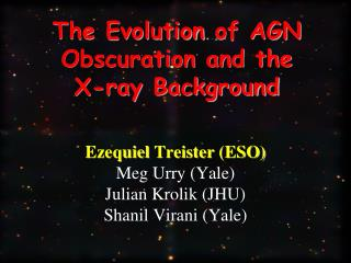 The Evolution  of  AGN Obscuration and the  X-ray Background