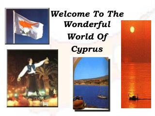 Welcome To The Wonderful World Of Cyprus