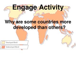 Engage Activity