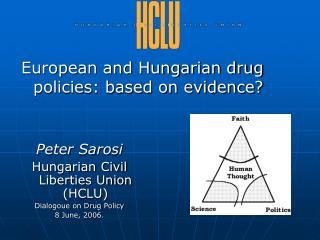 Peter Sarosi Hungarian Civil Liberties Union (HCLU) Dialogoue on Drug Policy 8 June, 2006.