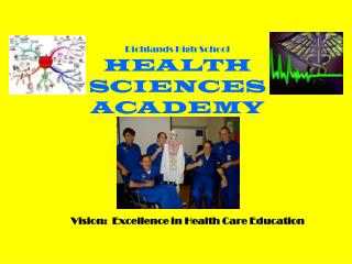 Richlands High School HEALTH SCIENCES ACADEMY