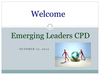 Emerging Leaders CPD