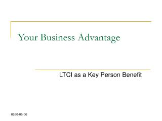 Your Business Advantage