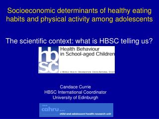 Socioeconomic determinants of healthy eating habits and physical activity among adolescents