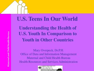 U.S. Teens In Our World