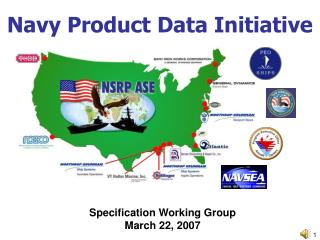 Navy Product Data Initiative