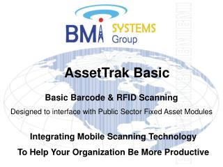 Integrating Mobile Scanning Technology  To Help Your Organization Be More Productive