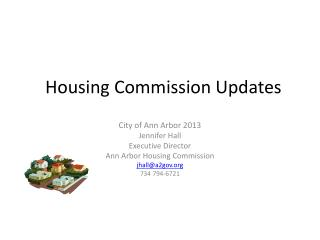 Housing Commission Updates