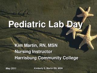 Pediatric Lab Day