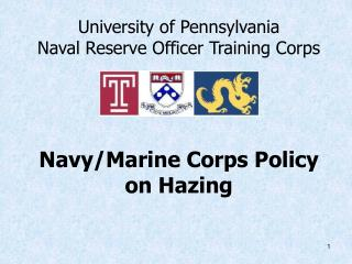 University of Pennsylvania Naval Reserve Officer Training Corps