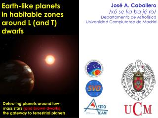 Earth-like planets in habitable zones around L (and T) dwarfs