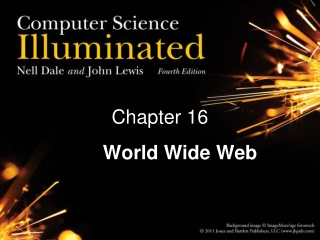 Chapter 29 World Wide Web  Browsing