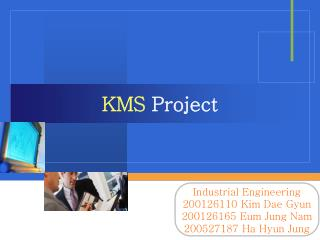 KMS  Project