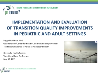 Community Clinics EHR Assessment and Readiness Project
