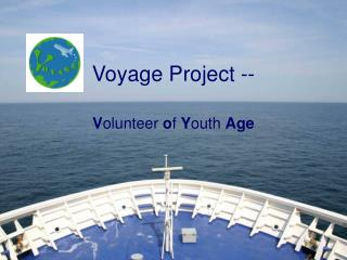 Voyage Project --