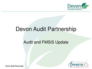 Devon Audit Partnership