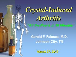 Crystal-Induced Arthritis