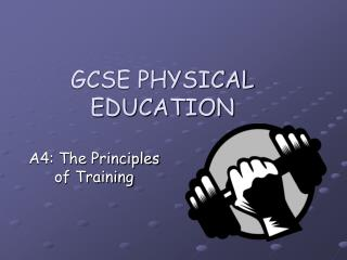 GCSE PHYSICAL EDUCATION