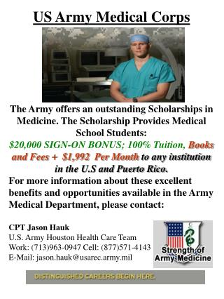 US Army Medical Corps
