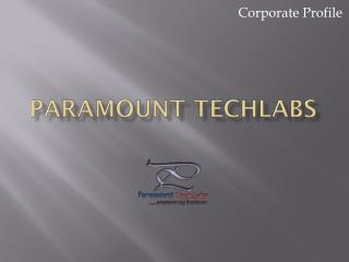 Paramount  TechLabs