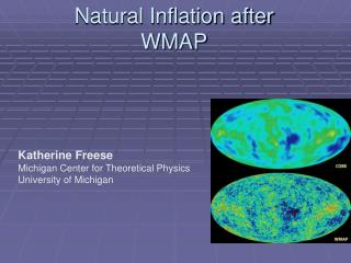 Natural Inflation after WMAP