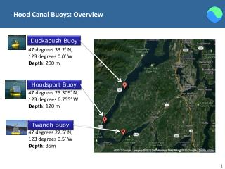 Hood Canal Buoys: Overview