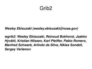 Grib2