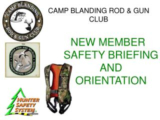 CAMP BLANDING ROD & GUN CLUB