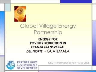 Global Village Energy Partnership
