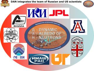 DAN integrates the team of Russian and US scientists