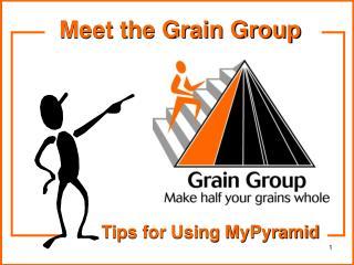 Meet the Grain Group