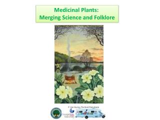 Medicinal Plants:  Merging Science and Folklore