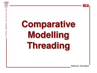 Comparative Modelling Threading