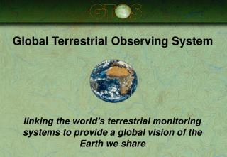 Global Terrestrial Observing System