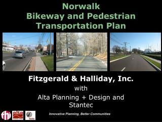 Norwalk  Bikeway and Pedestrian Transportation Plan