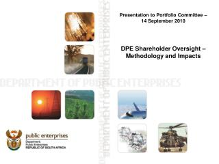 DPE Shareholder Oversight – Methodology and Impacts