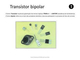 Transístor bipolar