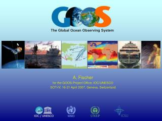 The Global Ocean Observing System