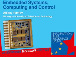 Embedded Systems, Computing and Control