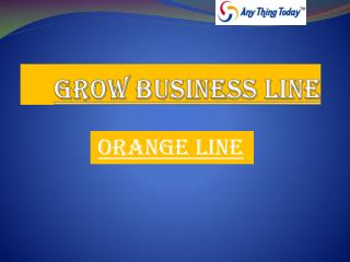 GROW BUSINESS Line
