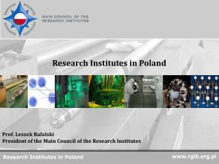 Research Institutes  in Poland